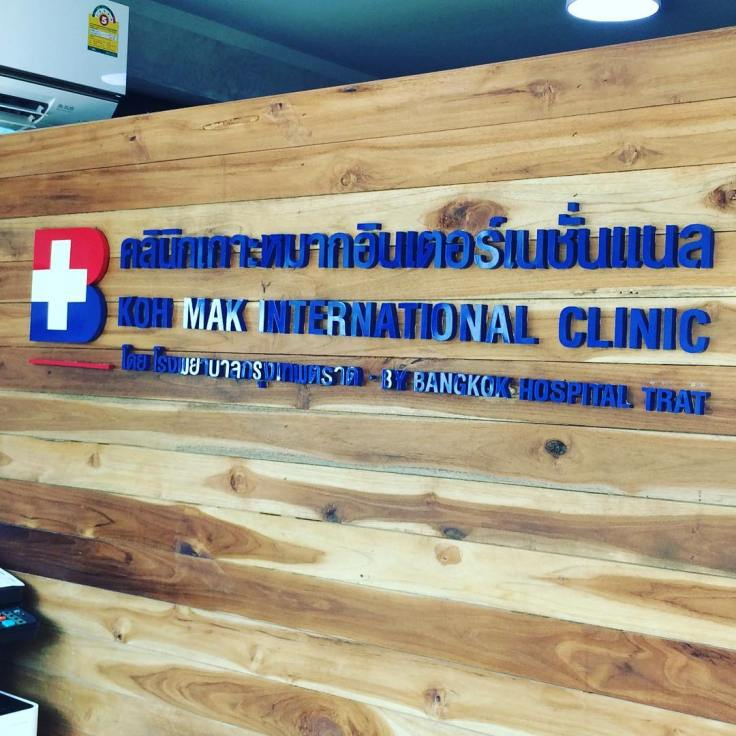 Koh Mak International clinic