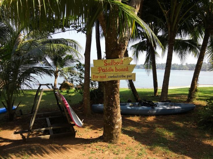Koh Mak stand up paddle