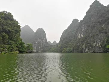 Trang an lake